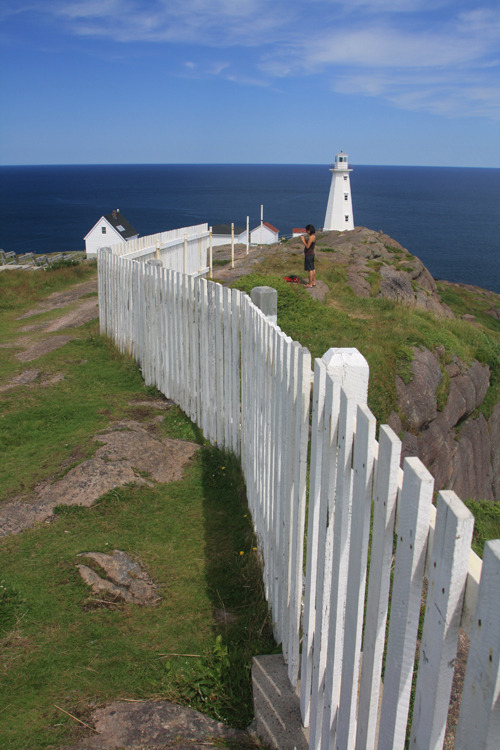 imgoingcoastal:  Cape Spear Lighthouse, Newfoundland