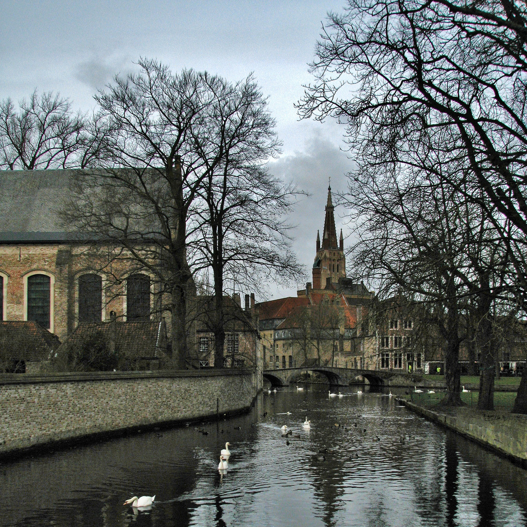 allthingseurope:  Bruges (by Johnny Cooman)
