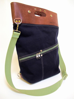alvar bag [navy]xobruno$265