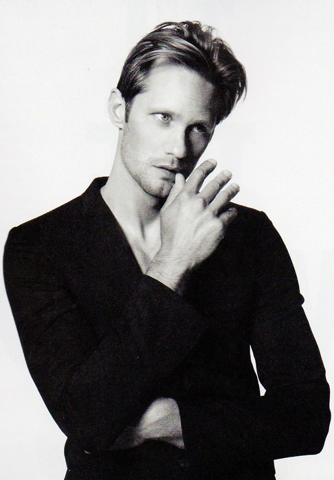 Alexander Skarsgard - Wonderland by Bjarne Jonasson, September/October 2011
