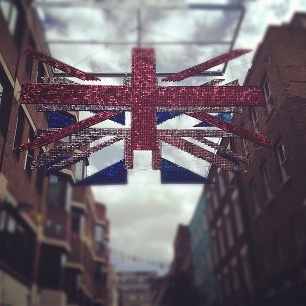 Carnaby street (Taken with Instagram)