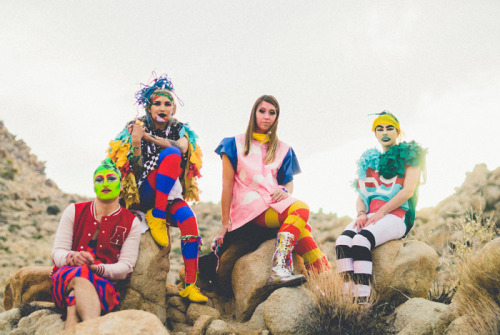 "The candy-coated bubbly pop group Tilly and the Wall have announced their comeback. On Oct. 2nd, the group will release their latest album, ""Heavy Mood,"" on Team Love Records. The album is produced by Mike Mogis and features Clark Baechele of The Faint and Nick Zinner of the Yeah Yeah Yeahs. Listen to the first cut of the album, ""Love Riot,"" right here from Kevin Coffey's Rock Candy blog."