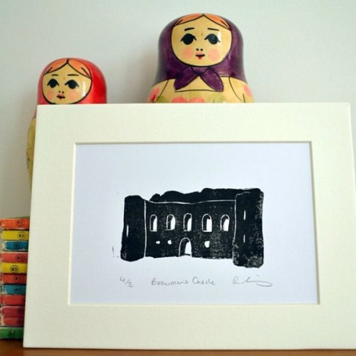 New prints added to my shop http://www.etsy.com/shop/BecksPress #print #printmaking #lino #linocut #linoprint #castle #castles #beaumariscastle #caernarfoncastle #conwycastle #dolbadarncastle #cricciethcastle #harlechcastle #wales #snowdonia #welsh #british #britain #medieval #history #historic #cymru #cymraeg #etsy (Taken with Instagram)