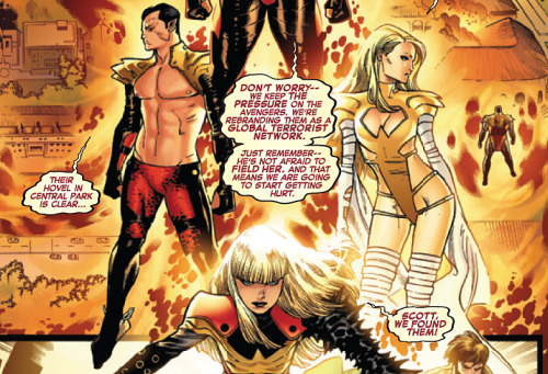 namor is a strong female character