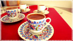 Turkish Coffee with friends