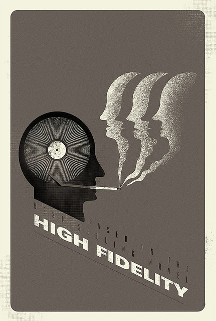 High Fidelity by nadameansnothing