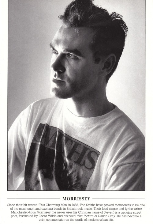 morrissey-scans: Download full size scan HERE.