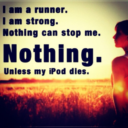 Fo real tho. #ipod #run #fitness #fit #motivation #stayforeverthin #thinspiration #justinbeiber #run #thin #skinny #instagood #igs #justdoit #1000followers #instadaily  (Taken with Instagram)