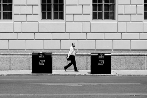 Street Walk, San Antonio, Texas, 2012