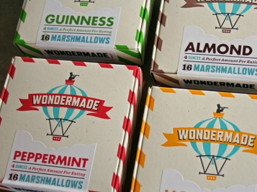 (via Wondermade Marshmallow Packaging « Beast Pieces)