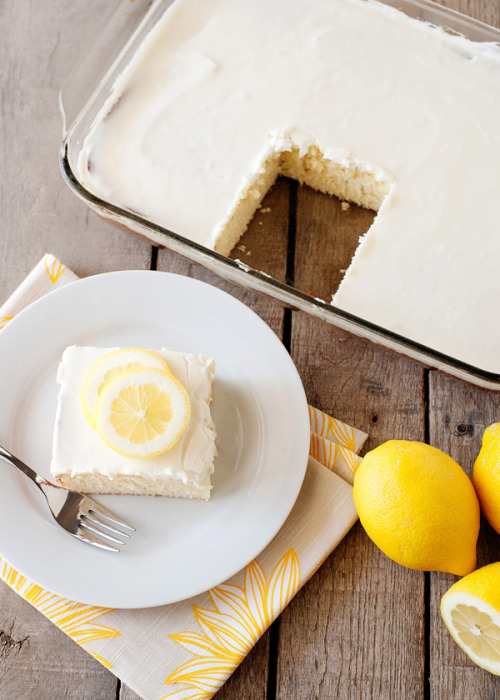 s-acred-spirits:  Lemonade Cake