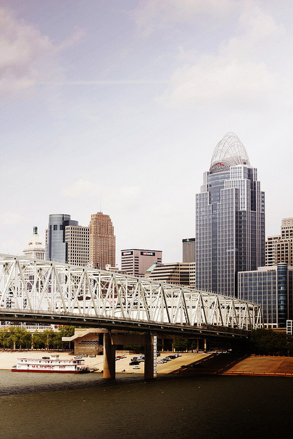 Cincinnati by isa•bell on Flickr.
