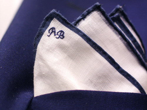 aneapolitandream:  Monogram one of the finest execution I have ever seen   She would dig this