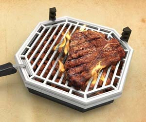 Indoor Smokeless Barbeque Grill, from ThisIsWhyImBroke.com http://bit.ly/MvGg2j