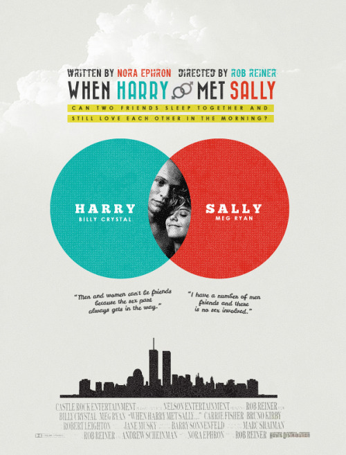 When Harry Met Sally by Irene