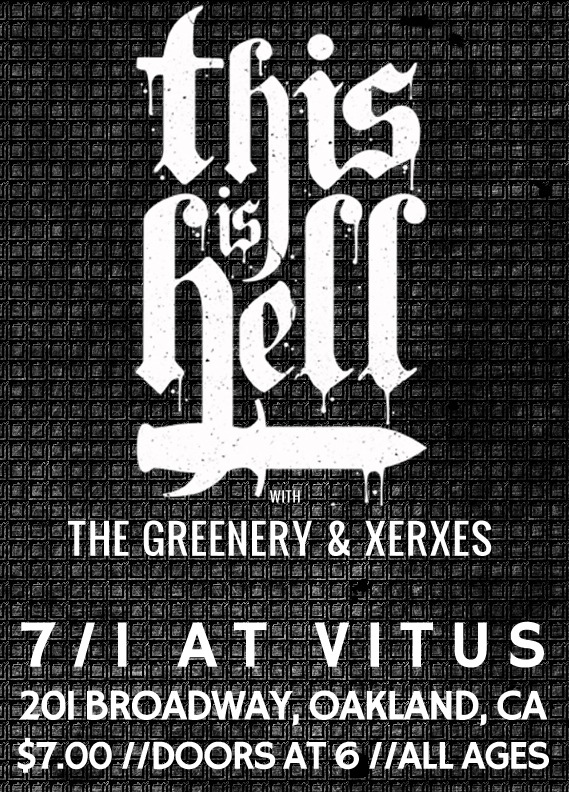 Just booked this last minute show at Vitus for Sunday. Let's get weird? Reblog please!