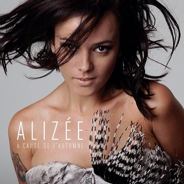 alizeegermany:  Single Cover! WOW!