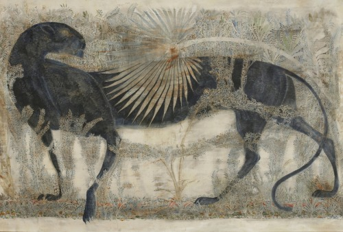 czarists:  Black Panther, Merab Abramishvili.