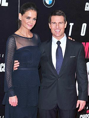 "breakingnews:  Report: Tom Cruise, Katie Holmes divorcing after 5 years of marriage PEOPLE: Tom Cruise and Katie Holmes are getting a divorce, PEOPLE has learned exclusively. ""This is a personal and private matter for Katie and her family,"" says Holmes's attorney Jonathan Wolfe. The Rock of Ages star, 49, wed actress Holmes, 33, in November 2006. They have daughter Suri, 6.  Photo: James Devaney / WireImage"