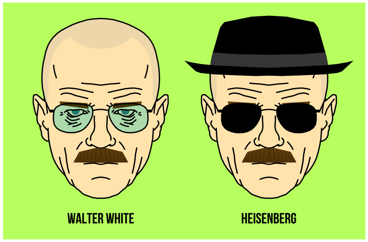 Hi, mr Heisenberg
