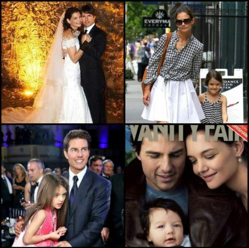 Katie Holmes and Tom Cruise are getting a divorce, after 5 years of marriage together. Get the full story here: http://www.eonline.com/news/Tom_Cruise_and_Katie_Holmes_Divorcing/326967
