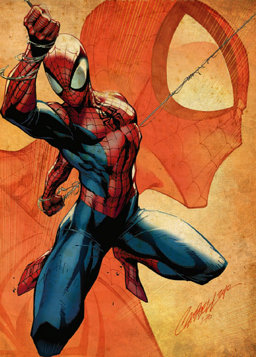 comicbookartwork:  Spider-Man