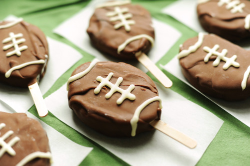 Frozen Footballs (Recipe)