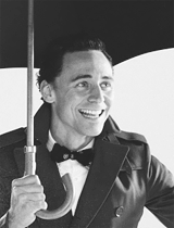 Life ruiner - Tom Hiddleston (laugh)