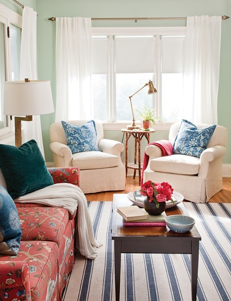 Design by Michael Penney; Photography by Donna Griffith; House & Home June 2011 (via Michael Penney Style)