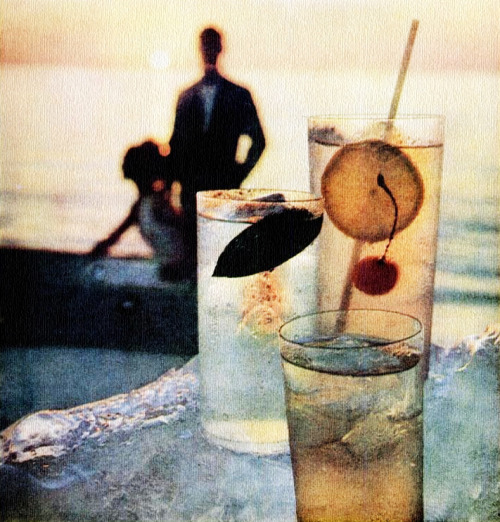 Long, cool Smirnoff drinks for long, hot summer days!  1961