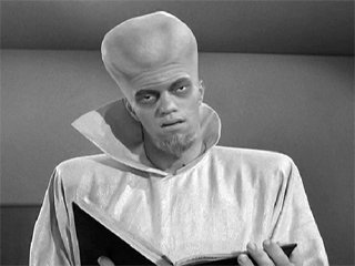 LET THAT BOY COOK.  'To Serve Man'