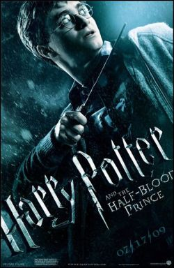 Day 26: favorite Harry Potter movie -Harry Potter: and the Half-Blood Prince