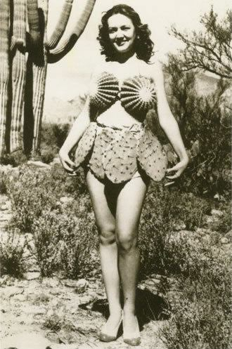 This just proves cactus never goes out of style: the Cactini Bikini
