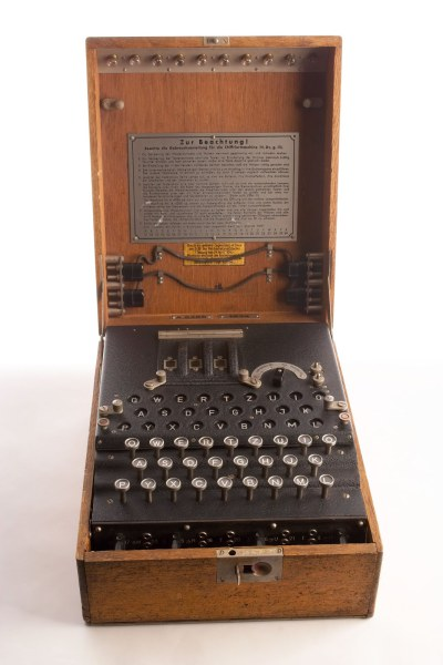 the-rx:  The Enigma Machine
