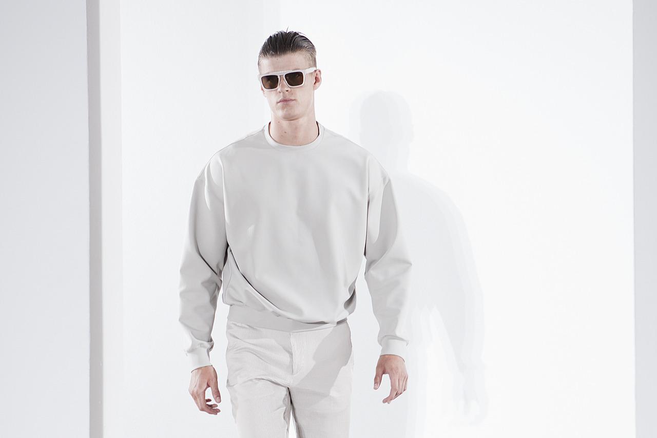 modelsdot:  Calvin Klein S/S 13 Recap