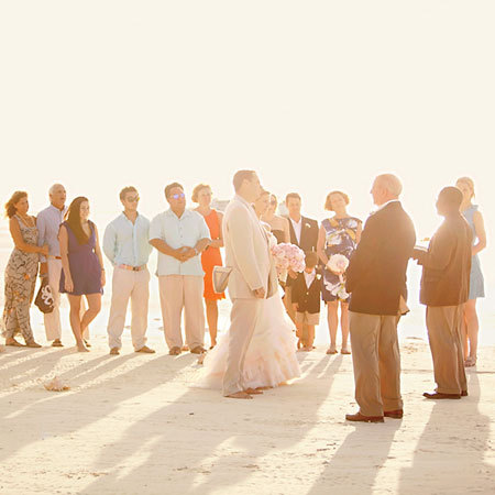 The Moment | Harbour Island, Bahamas wedding | Brides.com