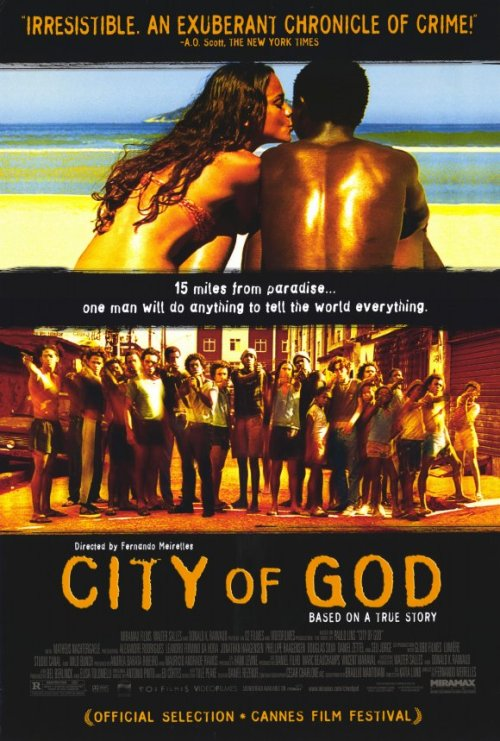 playtonegalaxy:  Movies 2012 #20: City of God - 2002