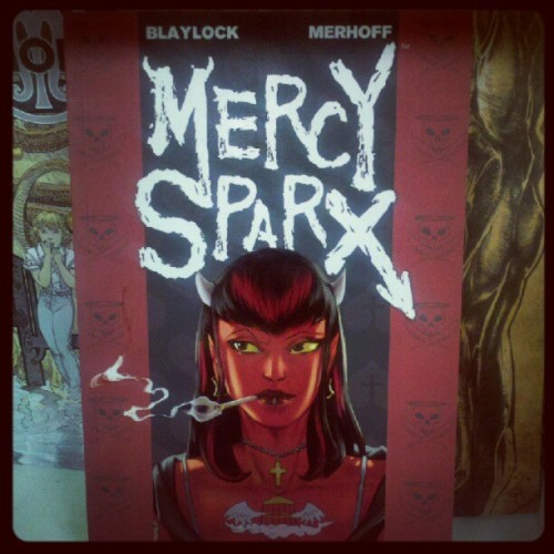 "All the ""mercy""s belong to me ha. (Taken with Instagram)"