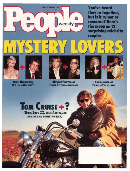 April 2, 1990 issue of People