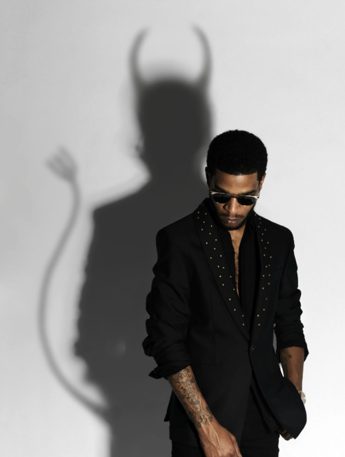 There is a devil inside all of us, love some cudi <3