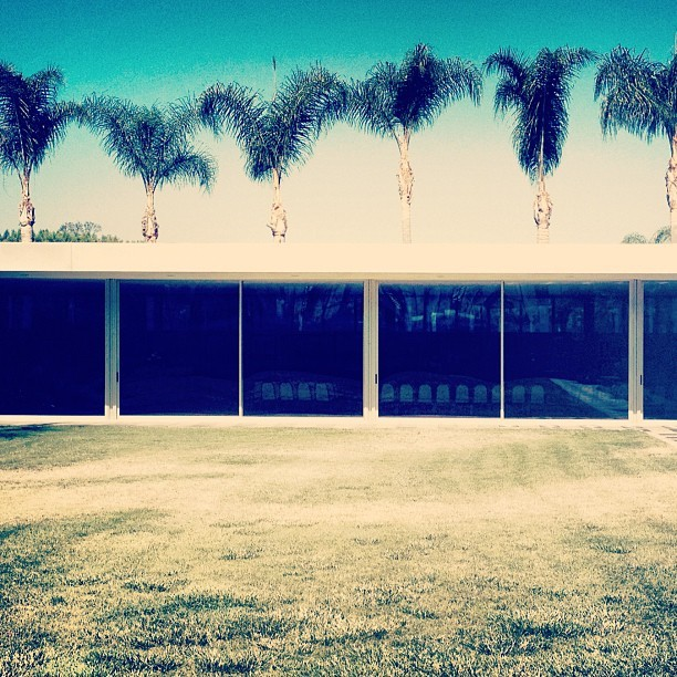 #richardneutra #midcenturymodern (Taken with Instagram at Crystal Cathedral)