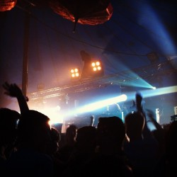It's going off in the Dance Tent here @leefest #leefest2012 #leefest  (Taken with Instagram at LeeFest)