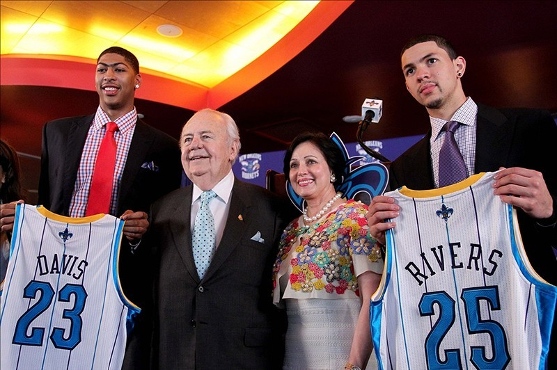 Did anybody have a better draft than the New Orleans Hornets?