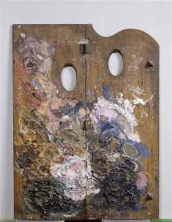 carlboygenius:  Artists: The palette of Gauguin.