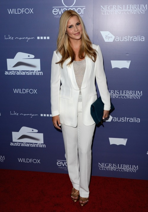 Claire Holt - Australians In Film Awards - 27th June '12