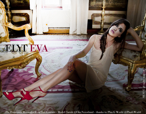 ÆLYT EVA - shooting in Venice by Out Couture & PlusG - thanks also to Chic Neverland - All Right Reserved