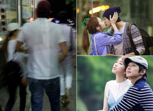 InHyun Couple on another date.