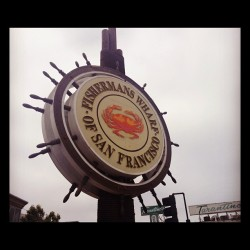 Fisherman's Wharf.  #pier39 #sanfrancisco #sf (Taken with Instagram at Fisherman's Wharf)
