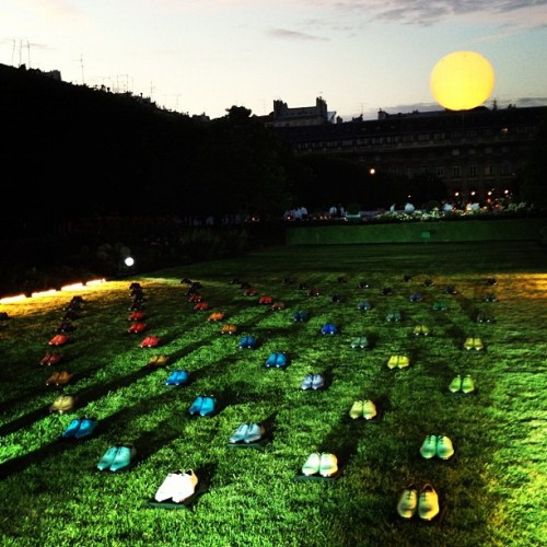 Berluti shoe garden (Taken with Instagram)