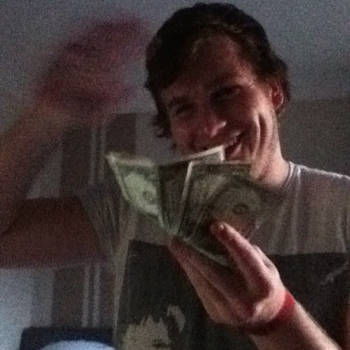 Throwin hunnets (Taken with Instagram)